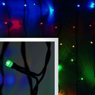 Гирлянда-дождь LED curtain lights 2×3 Multicolor(мультиколор)