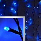 Гирлянда-дождь LED curtain lights 2×3 Blue(синий)