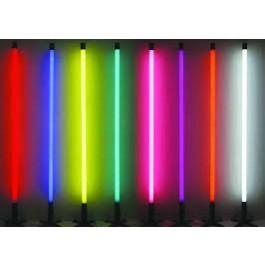 Лампа светодиодная цветная ЛД 27-9W-600мм. G13 (зеленая, синяя, красная, желтая)