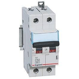 Автоматический выключатель АВ-С 10А, 20А 2Р Legrand