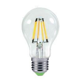 Лампа светодиодная LED-A60-PREMIUM 5, 7, 9Вт 160-260В Е27 прозрачная