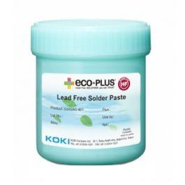 Паяльная паста KOKI S3X58-G801 с низким образованием пустот и широким диапазоном настройки термопрофиля