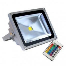 Прожектор светодиодный IS LED 20W RGB