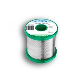 Проволочный оловянный припой SN96.5 AG3.5, диаметр 1,5мм