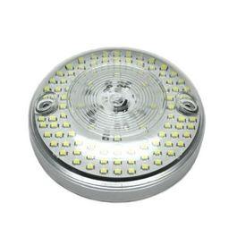 Светильник светодиодный с фото-акустическим датчиком ДПО 01-7-003-ухл 2