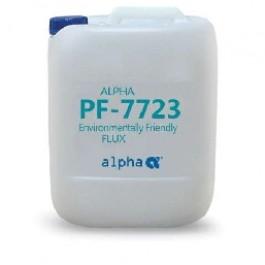 Жидкий флюс для пайки ALPHA PF7723, канистра 10л