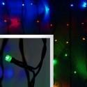 Гирлянда-дождь LED curtain lights 2×3 Multicolor(мультиколор)