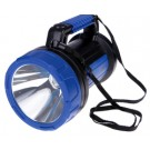 Фонарь светодиодный аккум. KOSMOS Рremium 7W LED зарядное утройство 220/12В USB зарядка телефона