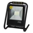 Прожектор переносной GLANZEN LED 30W 6000К SIP