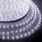 Дюралайт светодиодный 2-wires round LED Rope light - White(белый)