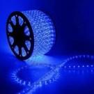 Дюралайт светодиодный с динамикой 3- wires round LED Rope light - Вlue(синий)