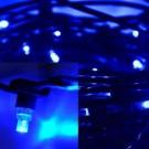 Гирлянда светодиодная клип-лайт LED-CCРL-333-100М-12V BLUE (синий)