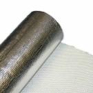 Стекловолоконные ткани ламинированные алюминиевой и миларовой фольгой