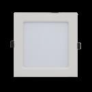 Панель светодиодная квадратная SLP-eco 6Вт 230В 4000К 420Лм 108х108х23мм белая IP40