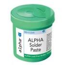 Паста паяльная ALPHA OM345, безотмывная бессвинцовая SAC305 тип 3 (25-45мкм), банка 500 гр