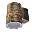Светильник цилиндр, метал 1хGX53 IP65 114x90