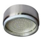 Светильник накладной GX70-N50 G16 120x42мм, пластик/металл