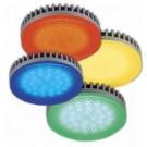 Светодиодная цветная лампа GX53, 28x74мм, (4,4W 6,1W)