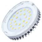 Светодиодная лампа GX53, 27x75мм, прозрачное стекло (6W, 8,5W)