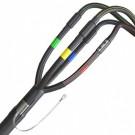 Муфта переходная термоусаживаемая на кабель напряжением до 1 кВ в пластмассовой изоляции