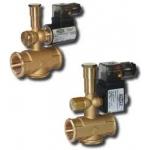 Сигнализаторы загазованности и электромагнитные клапана