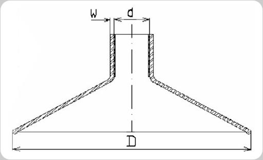 Термоусаживаемые юбки Woer WRSSQ (изоляторы) схема
